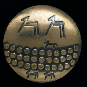 Mexico Mexikanisch Antonio Pineda Styl Tiere Western Handgemacht Vintage Gürtel
