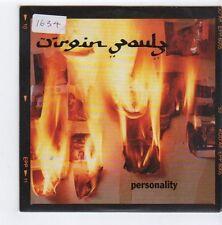 (FA285) Virgin Soulz, Personality - 2002 DJ CD