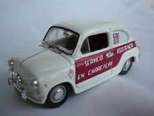 FIAT 600 SEAT VAN MODEL ASISTENCIA 1/43 SIZE 2 DOOR COMMERCIAL VERSION R0154X{:}
