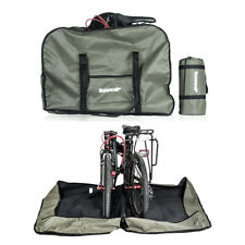 Fahrrad Transport Abwahrungstasche Laufradtasche Koffertasche für Flugzeug