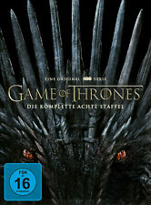 Game of Thrones: Staffel 08 (DVD, 2019)