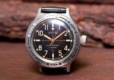 Vostok Komandirskie Amphibian Amphibia Antimagnetic USSR Soviet Russian Watch