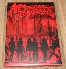 RED VELVET Perfect Velvet BAD BOY SMTOWN GIFTSHOP OFFICIAL GOODS POSTCARD SET
