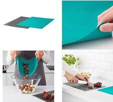 Finfordela ikea chopping cutting board bendable flexible serving 2 pack