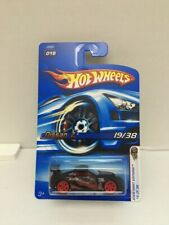Hotwheels 2006 First Editions Nissan Z black