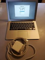 """Apple MacBook Air A1369 13.3"""" Laptop - (2011) - i5/128GB read as is parts"""