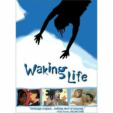 Waking Life (Dvd, 2002) Bonus Features include Audio Commentary by the Director