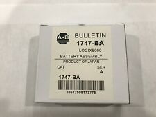 Allen-Bradley 1747-BA SLC 500 Lithium Battery