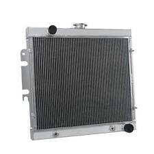 Aluminum Radiator For CL-CM Valiant,VH, VJ, VK models V8 MT/AT Pick Up OZ