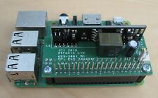 Raspberry Pi 3 Modello B + Power over Ethernet (PoE) Adattatore