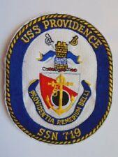 PATCH US NAVY USN USS PROVIDENCE SSN 719 / MARINE USA SUBMARINE SOUS-MARIN