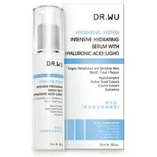 Dr. Wu Intensive Hydrating Serum With Hyaluronic Acid 15ml Sensitive Skin Care