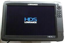 LOWRANCE HDS-12 Gen3 Touchscreen Fishfinder HDS3-12