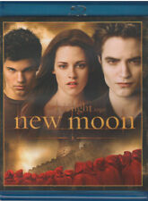 TWILIGHT SAGA NEW MOON (Blu-ray Disc, 2010)
