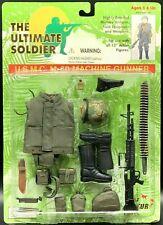 "1:6 Ultimate Soldier Vietnam USMC M-60 Machine Gunner Uniform Set 12"" Figure M60"