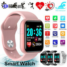 Waterproof Bluetooth Smart Watch Phone Mate For iphone IOS Android ATF