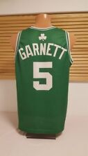 Boston Celtics camiseta nba garnett Champion Jersey camisa camiseta maglia 42 s