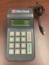 Heartland Idr2 Pin Pad with Barcode Reader