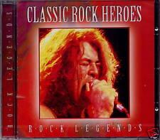 CLASSIC ROCK HEROES - ROCK LEGENDS (NEU + OVP)