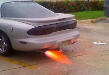 Exhaust Flame Thrower Kit