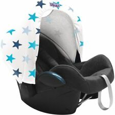 Dooky Hoody Replacement Infant Car Seat Hood 6 Designs to Choose From Blue Star