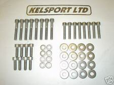 Nissan 200SX S13 CA18DET S Steel Rocker Cover Bolt Kit