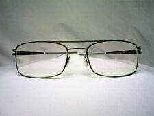 Marcotte eyeglasses Titanium square oval frames men's women's Nos vintage