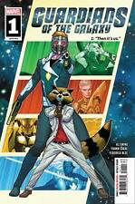 Guardians of the Galaxy #1 (2020 Marvel) First Print Cabal Cover