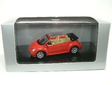 VW New Beetle ( sundown naranja )