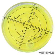 Dosenlibelle Wasserwaage Ø 65 x 11mm Libelle Präzisions Waage Durchmesser