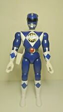 Bandai Mighty Morphin Power Rangers Blue 8 Inch Action Figure 1993 1994