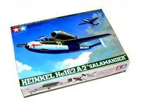 Tamiya Aircraft Model 1/48 Airplane HEINKEL He162 Salamander Scale Hobby 61097
