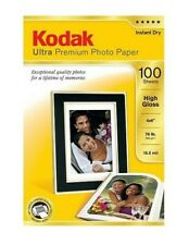 New Sealed Kodak Ultra Premium Photo Paper 4x6 High Gloss 100 Sheets!