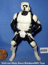 Star Wars 1995 BIKER SCOUT From Speeder Bike Set 3.75  inch Figure #2
