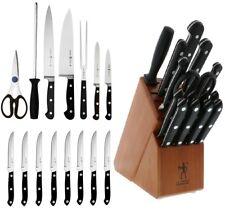 J.A. Henckels International CLASSIC 16-pc Knife Block Set 35344-016 NEW