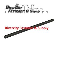 M10-1.25 or 10mm or M10 or 10 millimeter Fine thread all threaded rod Black