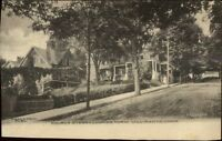 Willimantic CT Church Street c1905 Postcard