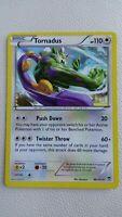 Rare Pokemon TCG Card XY Furious Fists Tornadus No 641 86/111 Kawayoo Legendary