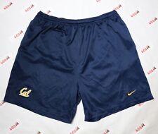Nike Shorts Men's 2XL Cal Berkeley Navy Swoosh