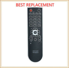 NF015UD NF020UD Replace Remote for Emerson Sylvania TV LC195SL9B, LC195SL9C
