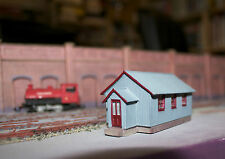 N Gauge Scale Mission Church Tin Tabernacle resin limited edition hand painted