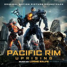 PACIFIC RIM UPRISING - OST BY LORNE BALFE   CD NEW!
