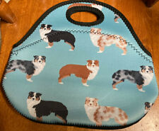 Neoprene Tablet Case Australian Shepherd Dogs 11�x7�