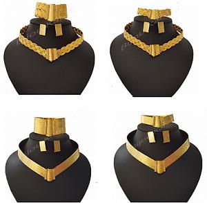 Trabzon Set 22 Ayar Altin Kaplama Kuyumcu Model Gold Set Gerdanlik Bilezik Kolye