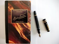 Montblanc M. Dostoevsky writers edition limited stilografica + box