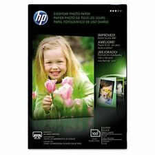 HP Genuine Professional Photo Paper 100 Sheets 4x6 Glossy CR759A