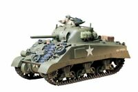 TAMIYA 1/35 U.S.Medium Tank M4 Sherman Early Production Model Kit NEW from Japan
