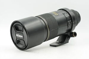 Nikon Nikkor AF-S 300mm F4 D ED SWM IF Lens 300/4 AFS #109