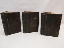Demosthenis : Orationes I bis LXI (3 Bände=vollständig)
