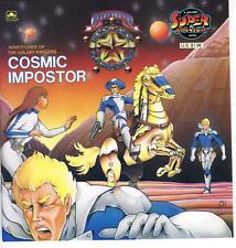 Adventures Of The Galaxy Rangers - Cosmic Impostor Book